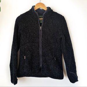 Woolrich Black Onyx Fleece Jacket